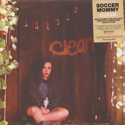 Soccer Mommy - Clean Colored Vinyl Edition