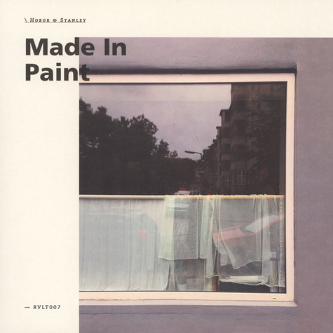 Hobor & Stanley - Made In Paint