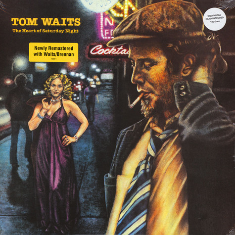 Tom Waits - Heart Of Saturday Nigh Remastered Edition