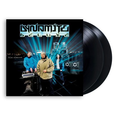 Dynamite Deluxe - Deluxe Soundsystem Black Vinyl Edition