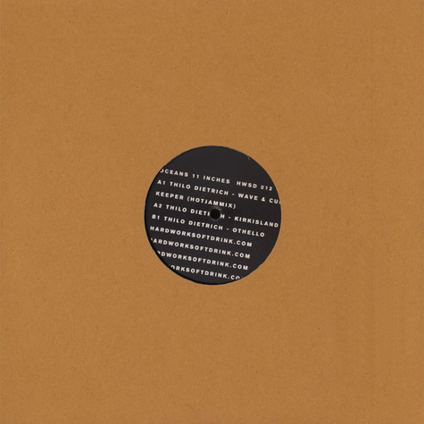 Thilo Dietrich - Oceans 11 Inches