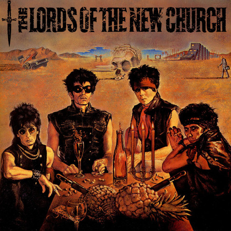 Lords Of The New Church - Lords Of The New Church
