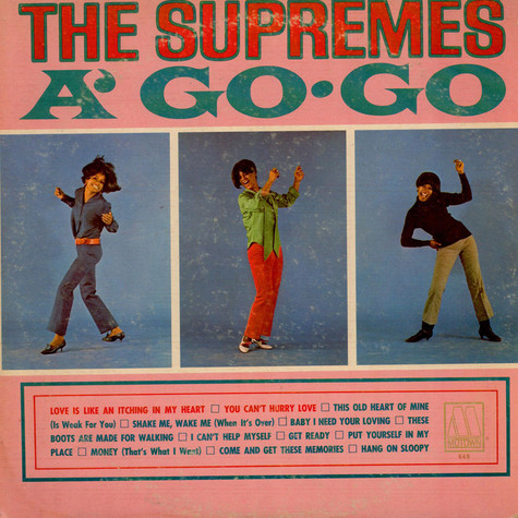 The Supremes - A' Go Go