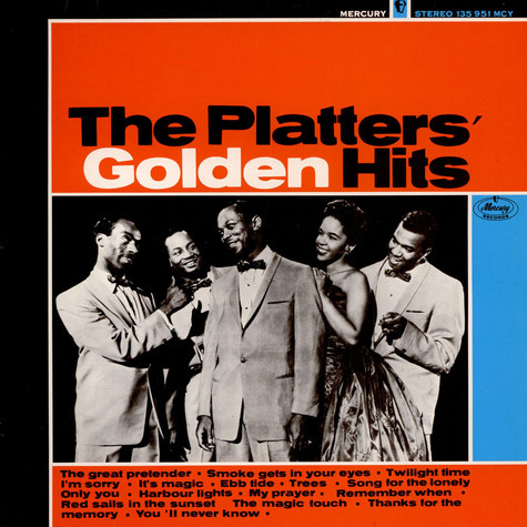 Platters, The - The Platters' Golden Hits