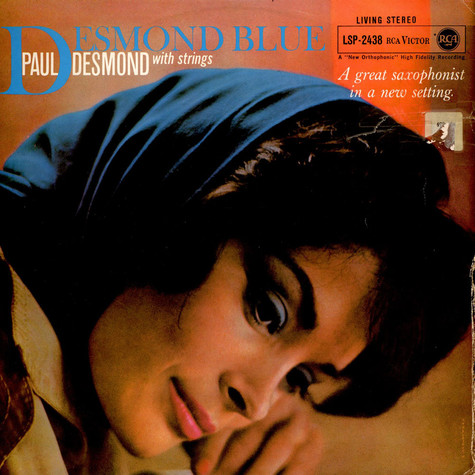 Paul Desmond With Strings - Desmond Blue