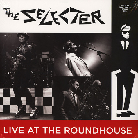 Selecter, The - Live At The Roundhouse Colored Vinyl Edition
