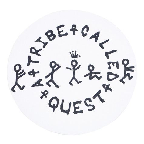 A Tribe Called Quest - Logo Slipmat