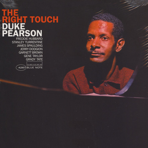 Duke Pearson - The Right Touch