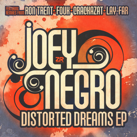 Joey Negro - Distorted Dreams EP