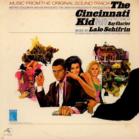 Lalo Schifrin - The Cincinnati Kid