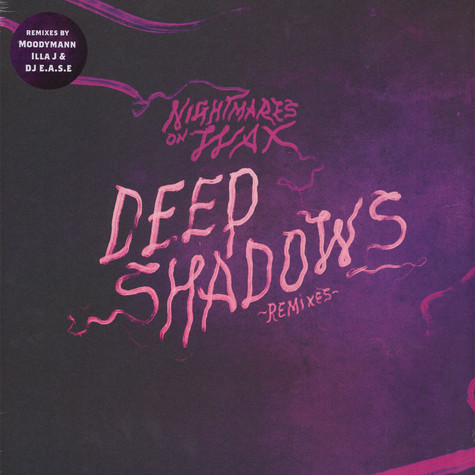 Nightmares On Wax - Deep Shadows - Remixes