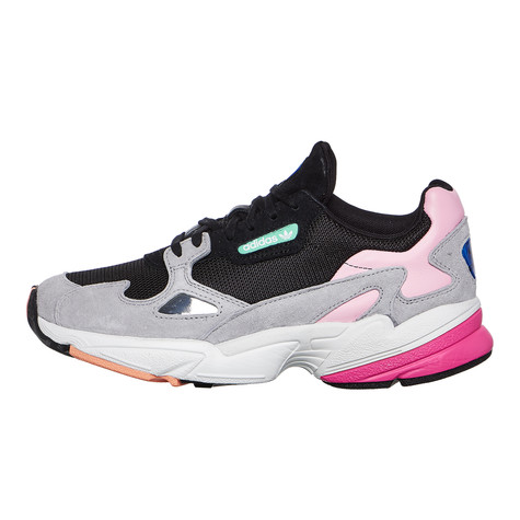 7736da003ba adidas - Falcon W (Core Black   Core Black   Light Granite)