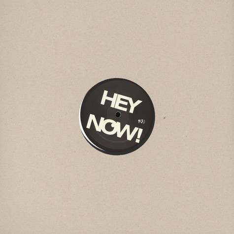 Unknown - Hey Now EP Solid White Vinyl Edition