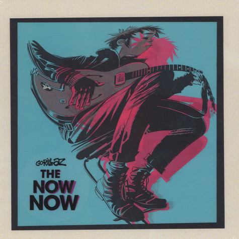 Gorillaz - The Now Now Deluxe Edition
