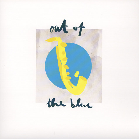 Hentzup - Out Of The Blue Black Vinyl Edition