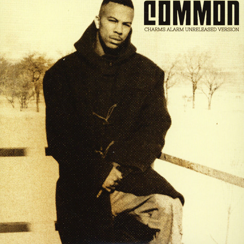 Common - Common Charms / U.A.C. Free Style Colored Vinyl Edition