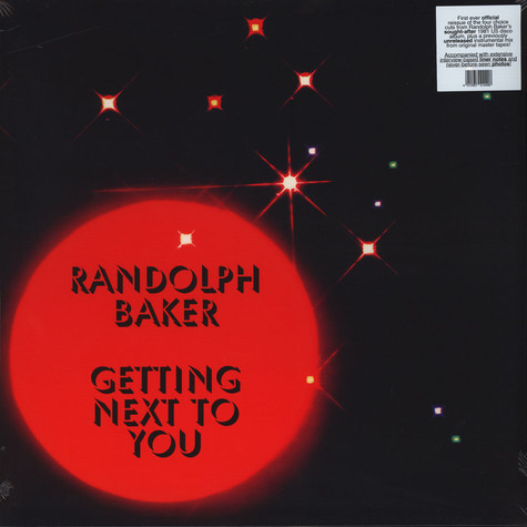 Randolph Baker - Getting Next To You
