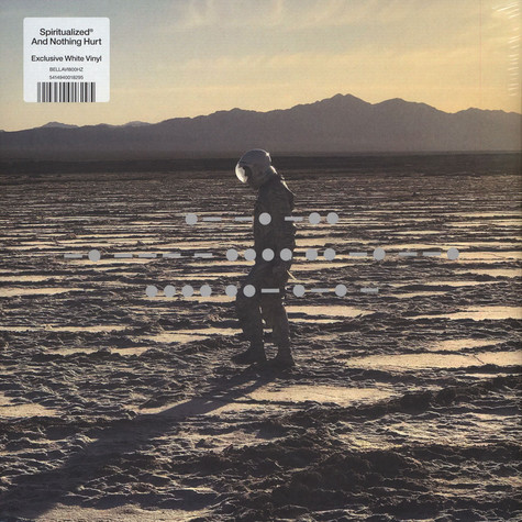 Spiritualized - And Nothing Hurt White Vinyl Edition