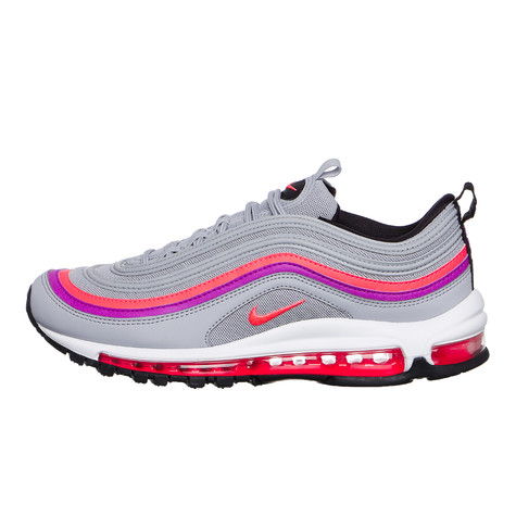 600b642722 Nike - WMNS Air Max 97 (Wolf Grey / Solar Red / Vivid Purple / Black ...