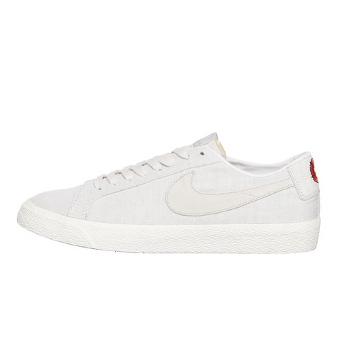 Nike SB - Zoom Blazer Low Canvas Deconstructed (Phantom   Light Bone ... 93aa28773