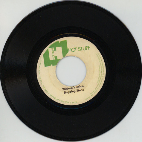 Hopeton Junior - Whip Down The Wicked Man