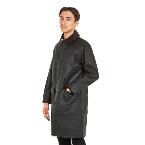 Barbour - New Burghley Wax Jacket