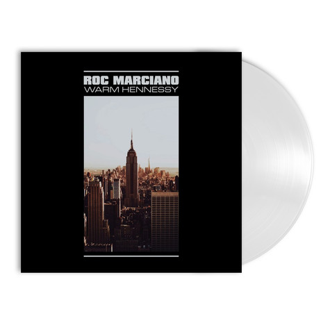 Roc Marciano - Warm Hennessy EP Clear Vinyl Edition