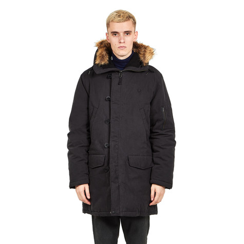 Fred Perry - Down Snorkel Parka 208ba87cb361