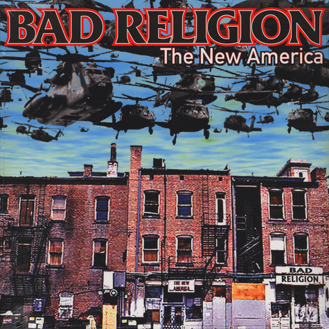Bad Religion - The New America (Remastered Edition)