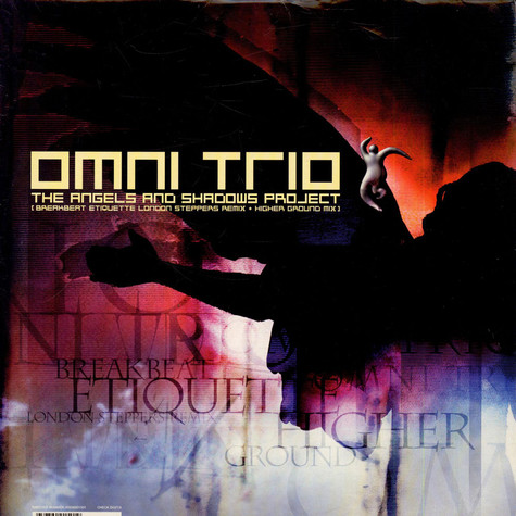 Omni Trio - The Angels And Shadows Project