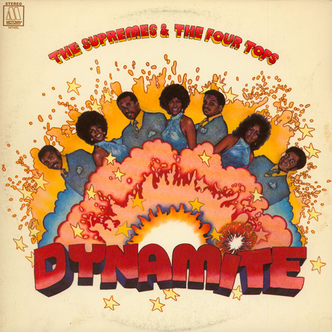 The Supremes & Four Tops - Dynamite