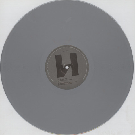 Homemade Weapons - Subcept EP Coloured Vinyl Edition