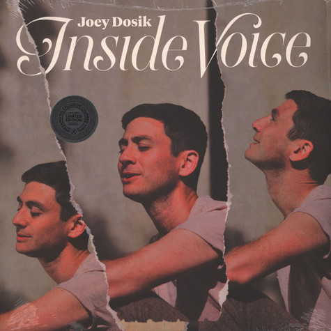 Joey Dosik - Inside Voice Colored Vinyl Edition