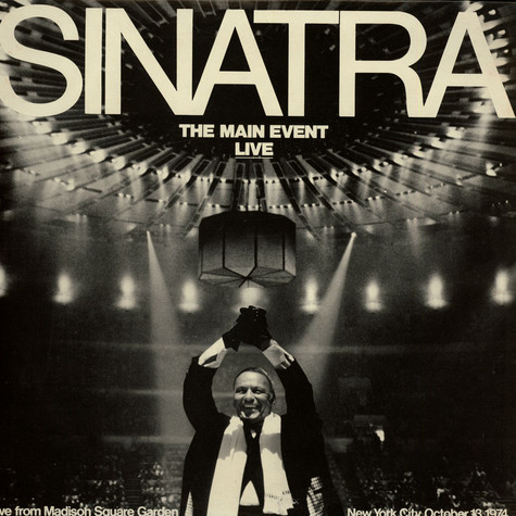 Frank Sinatra - The Main Event (Live)