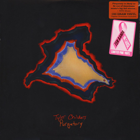 Tyler Childers - Purgatory Ten Bands One Cause Pink Vinyl Edition