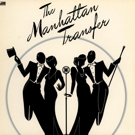 Manhattan Transfer, The - The Manhattan Transfer