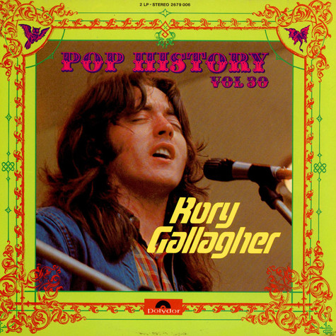 Rory Gallagher - Pop History Vol. 30