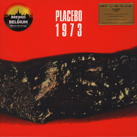 Placebo (Marc Moulin) - 1973 Colored Vinyl Edition
