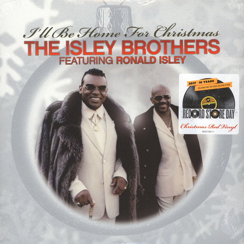 Isley Brothers / Ron Isley - I'll Be Home For Christmas