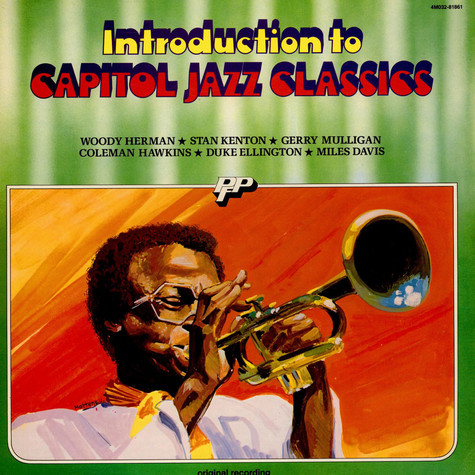 V.A. - Introduction To Capitol Jazz Classics