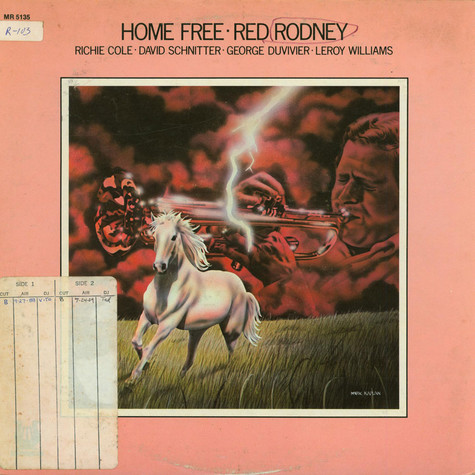 Red Rodney - Home Free