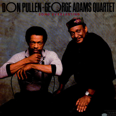 George Adams - Don Pullen Quartet - Song Everlasting