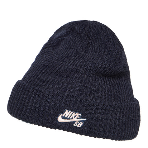 new product c8490 c59a1 Nike SB. Fisherman Beanie (Obsidian   Storm Pink)