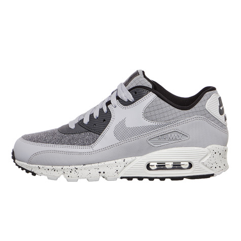 9cba193cf6e7 Nike. Air Max  90 Premium (Wolf Grey   Dark Grey   Black   Pure Platinum)