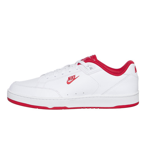 promo code dce0c 874d7 Nike. Grandstand II (White   University Red)