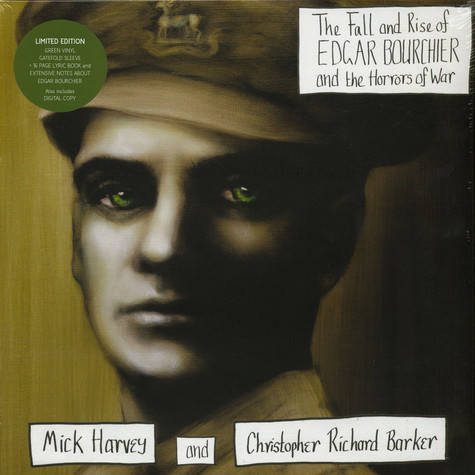 Mick Harvey & Christopher Richard Barker - The Fall&Rise Of E. Bourchier & The Horrors Of War
