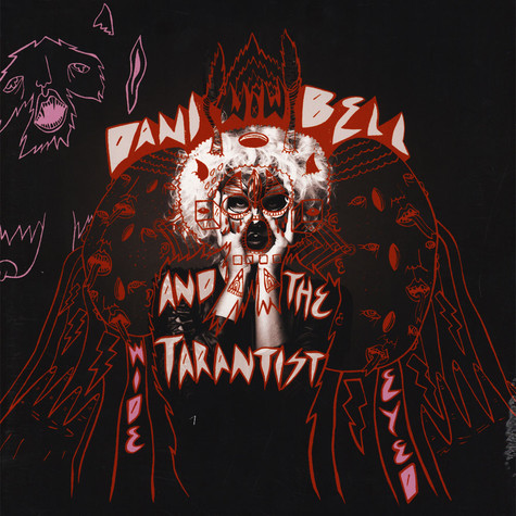 Dani Bell and the Tarantist - Wide Eyed