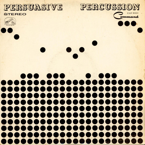 Terry Snyder & The All Stars - Persuasive Percussion