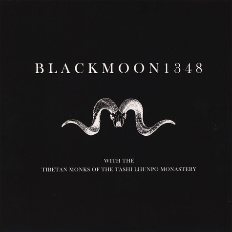 Blackmoon1348 - With The Tibetan Monks Of The Tashi Lhunpo Monastery