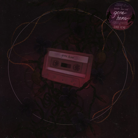 Chris Remo - OST Gone Home Limited Lavender Dawn Colored Vinyl Edition
